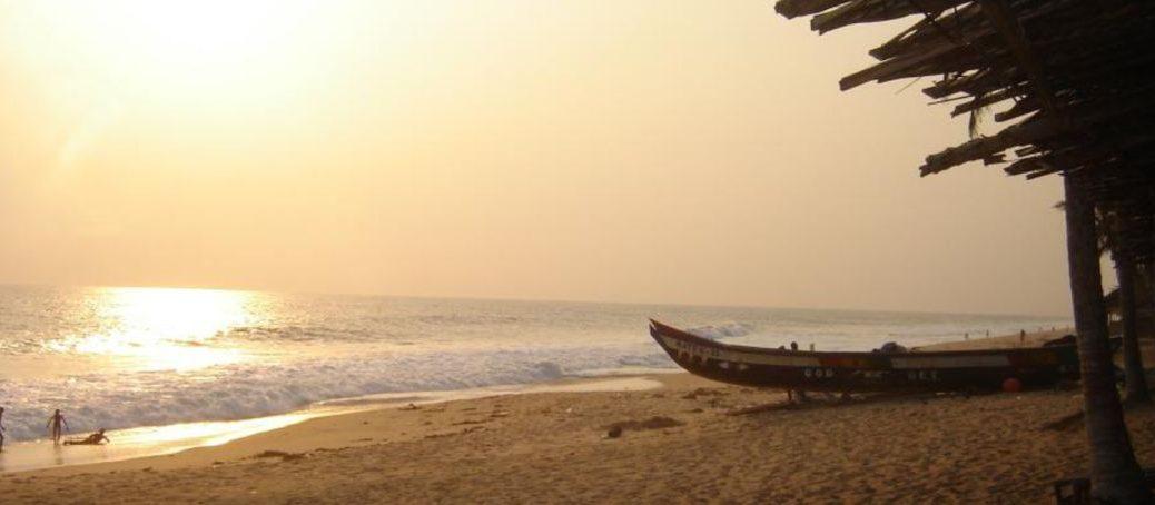 plage de côte d'ivoire