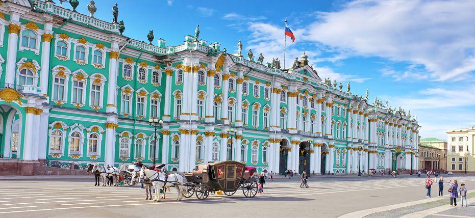 Saint-Pétersbourg Ermitage