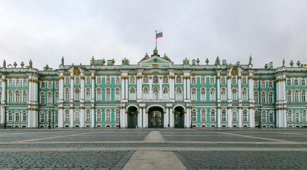 hermitage St Petersbourg