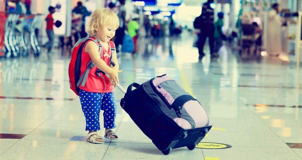 voyage enfant